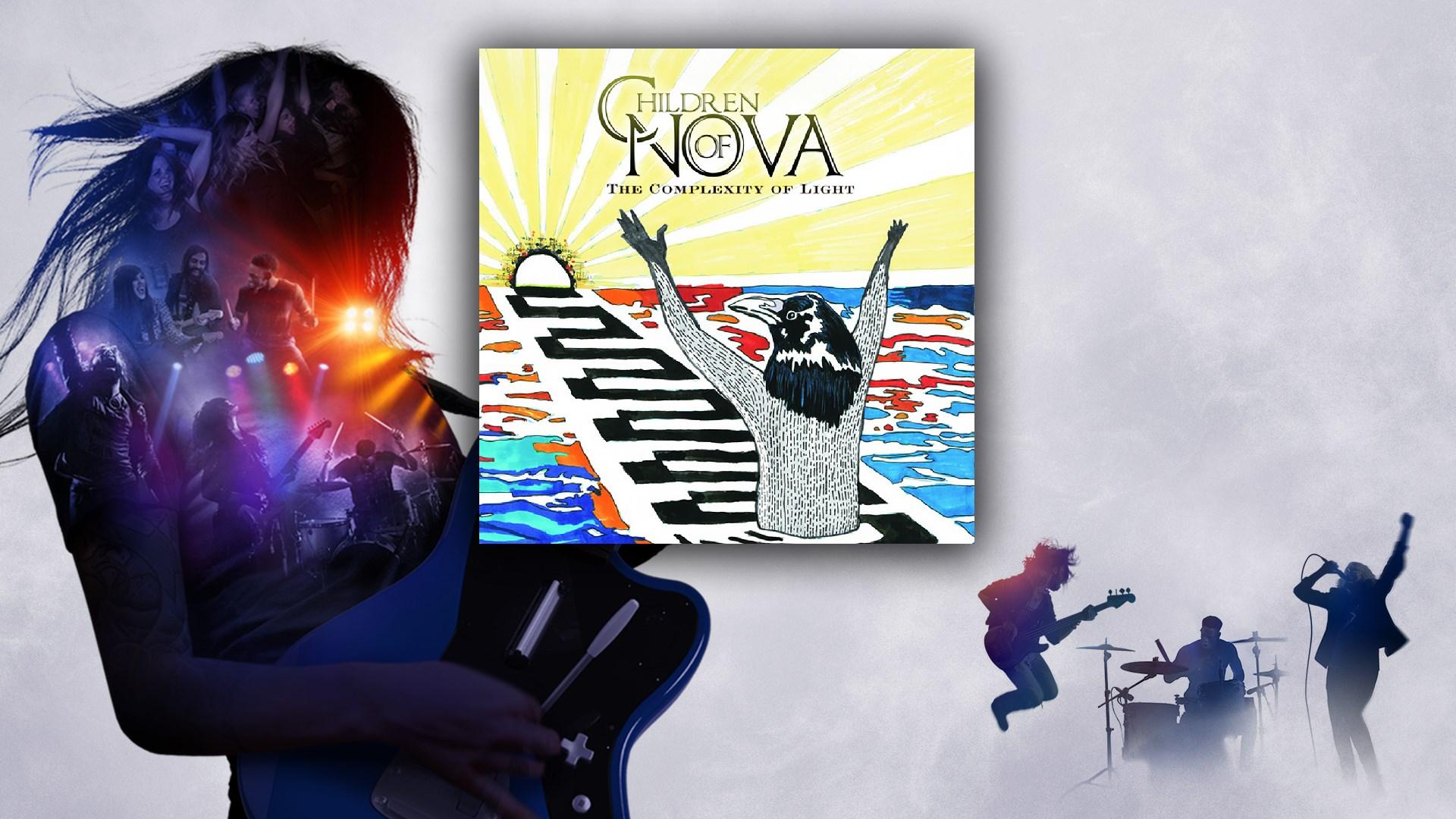 """The Complexity Of Light"" - Children of Nova"