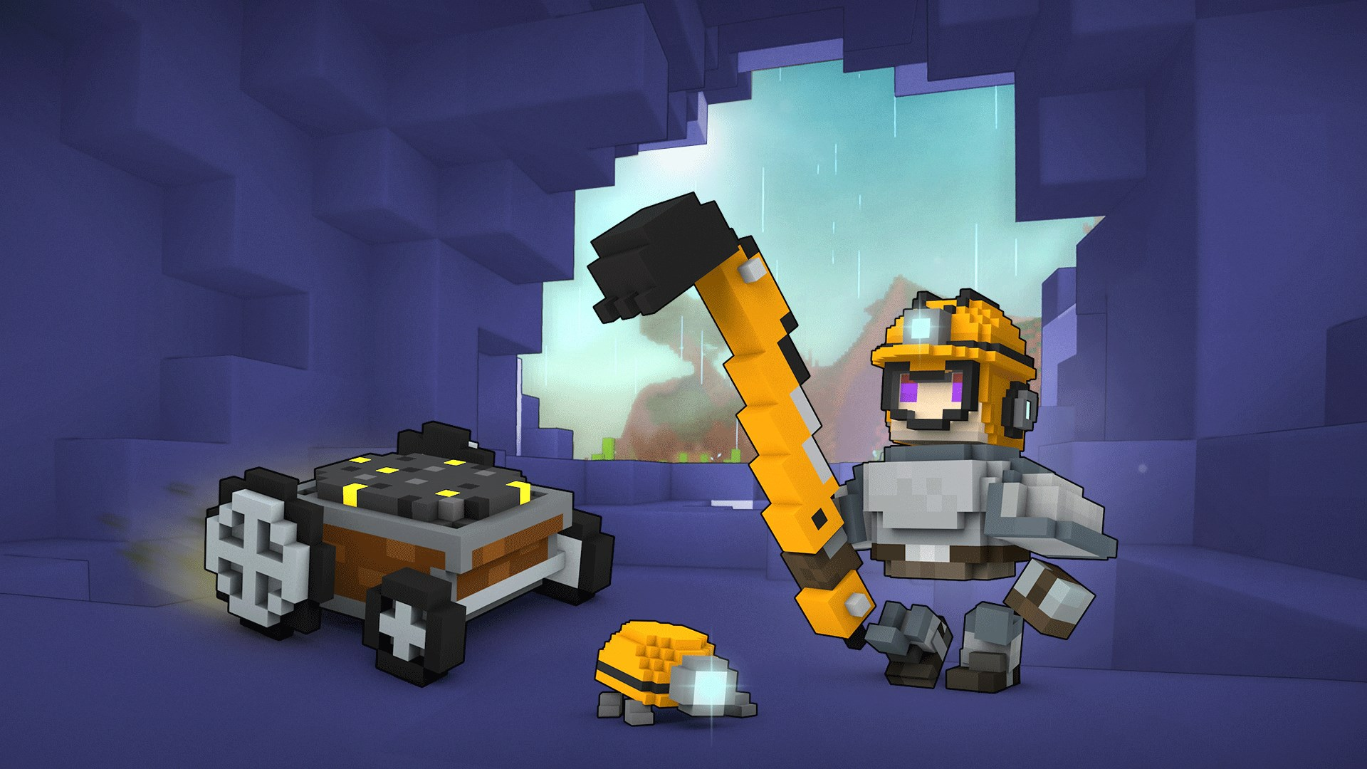 Trove - Dynomighty Miner