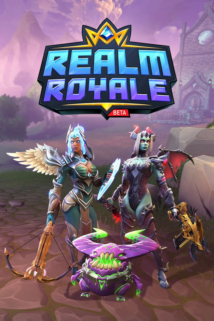 realm royale download