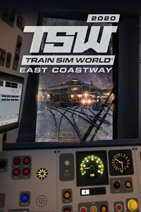 Carátula para el juego Train Sim World: East Coastway de Xbox 360