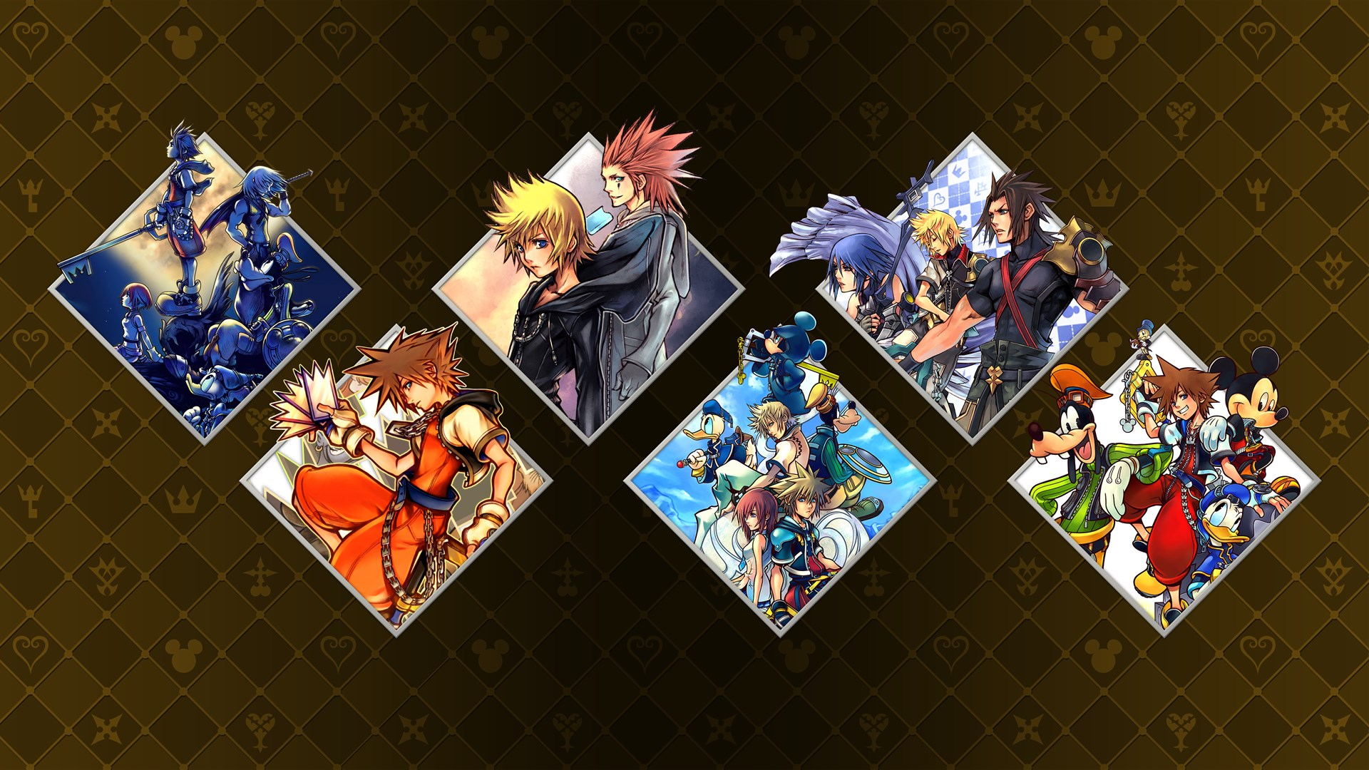 Kingdom Hearts Hd 1 5 2 5 Remix 2 8 Final Chapter Prologue