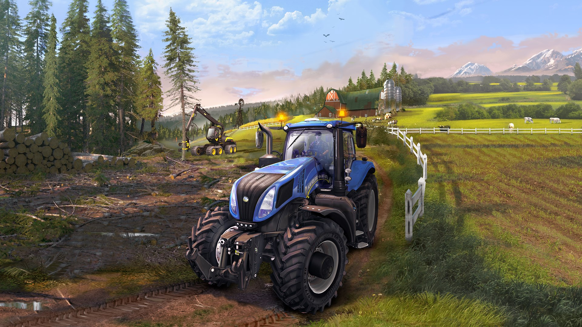 Buy Farming Simulator 15: Complete Edition - Microsoft Store en-IN