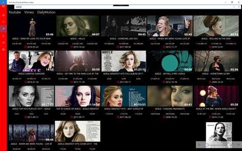 YouTube Music Downloader Video Screenshots 1