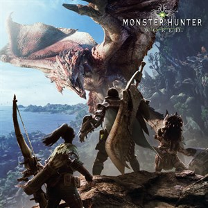 MONSTER HUNTER: WORLD™ Xbox One