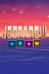 Carátula para el juego Jeopardy! de Xbox 360