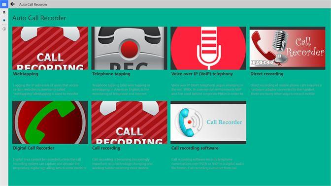 ato call recording