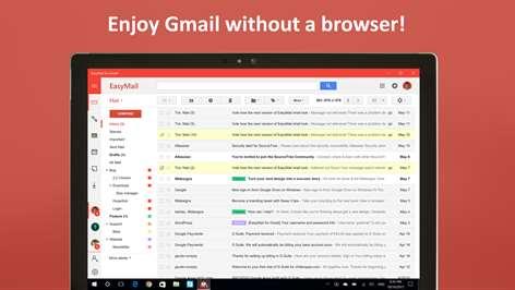 EasyMail for GmailScreenshots 1