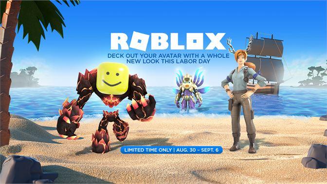 Get ROBLOX - Microsoft Store en-IE