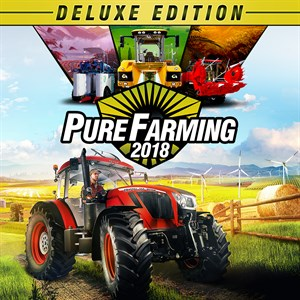 Pure Farming 2018 Digital Deluxe Edition Xbox One