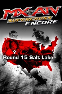 Carátula del juego 2017 SX Round 15 Salt Lake City