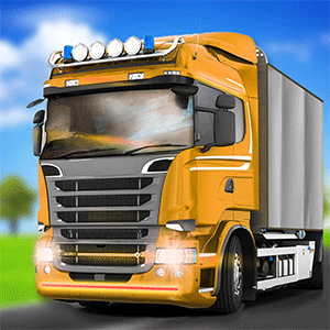Euro Cargo Truck Simulator 3D 2019