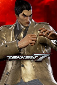 TEKKEN 7 - Metallic Costumes Pack