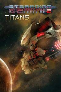 Carátula del juego Starpoint Gemini 2: Titans