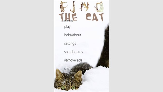 Get Find The Cat - Microsoft Store