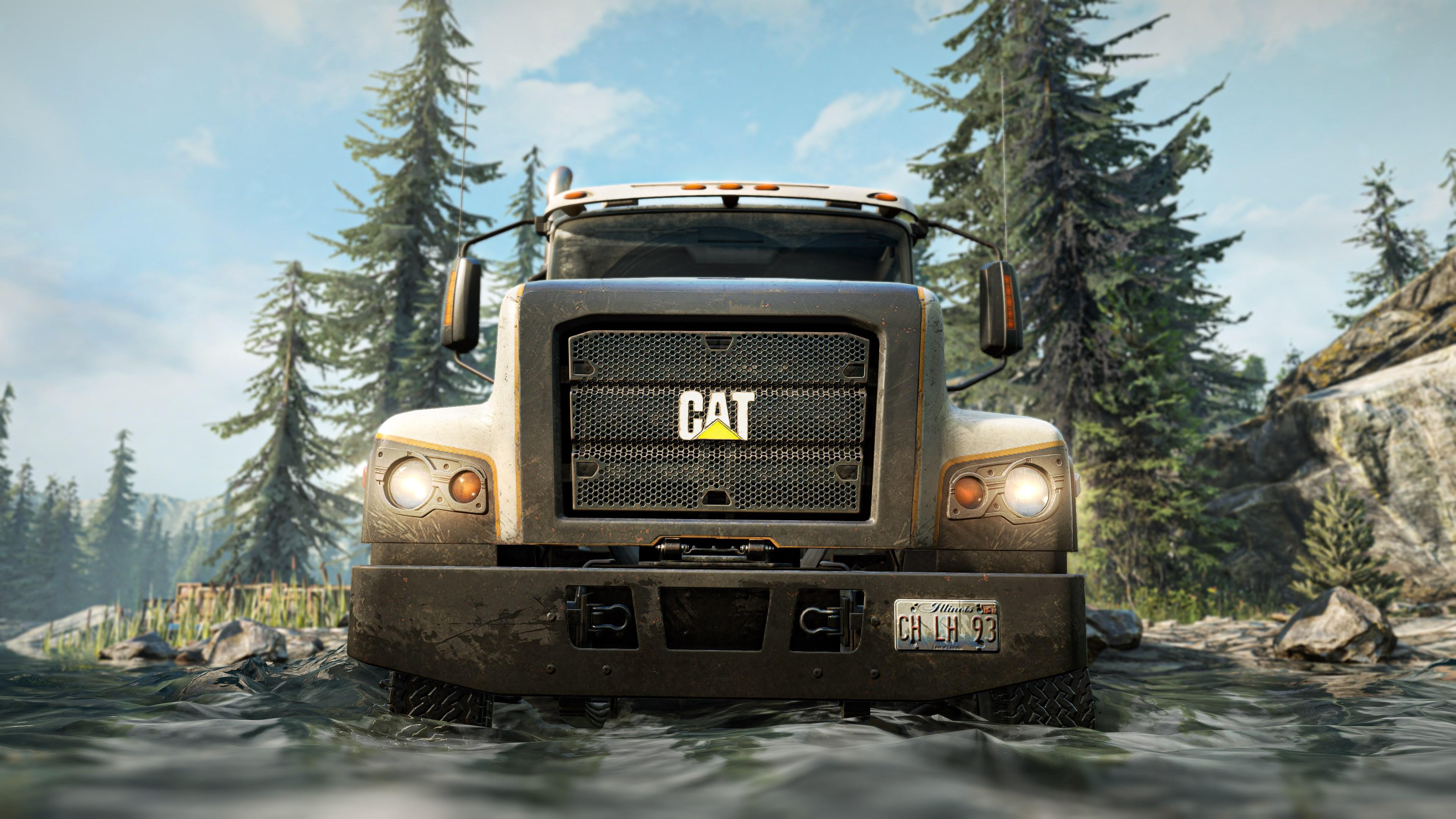 Скриншот №8 к SnowRunner - Anniversary DLC