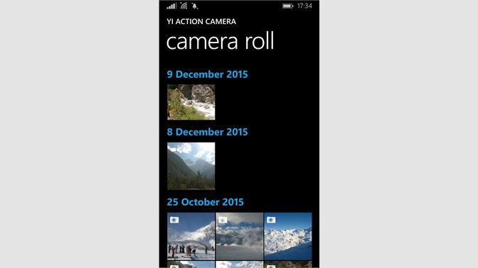 Buy Yi Action Camera - Microsoft Store