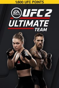 EA SPORTS™ UFC® 2 - 1.600 UFC POINTS