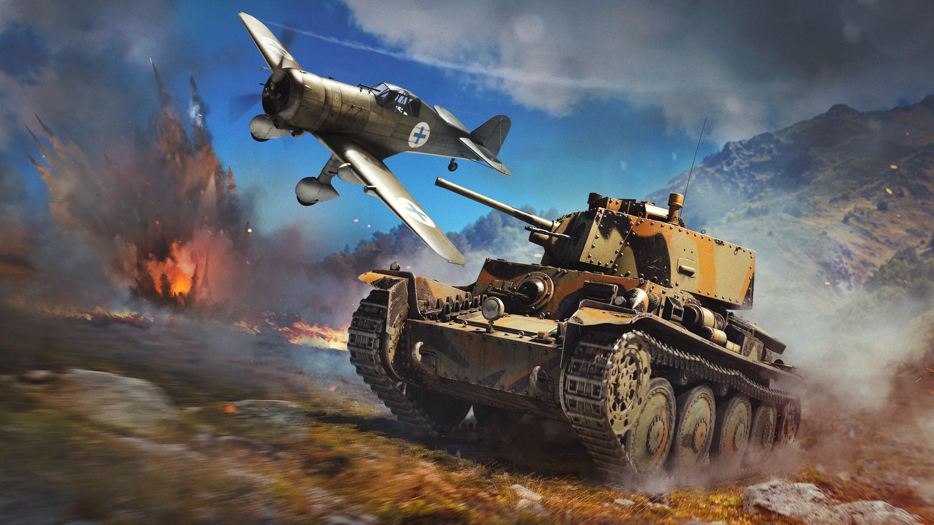 War Thunder - Swedish Starter Pack