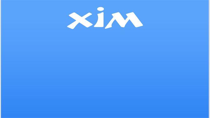 Get XIM - Microsoft Store