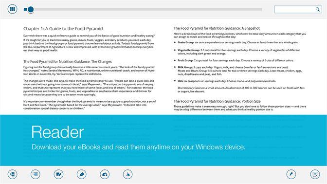 Get Kitaboo eBook Reader - Microsoft Store