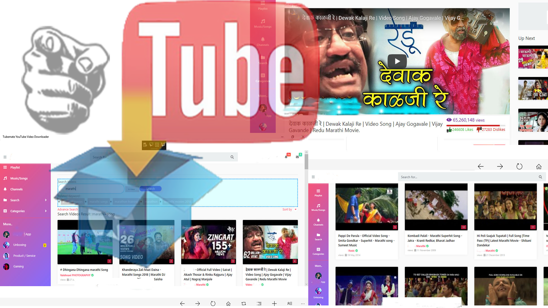 Get TubeMate Youtube Video Downloader - Microsoft Store