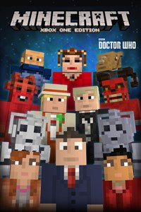 Minecraft Doctor Who Skins Volume II