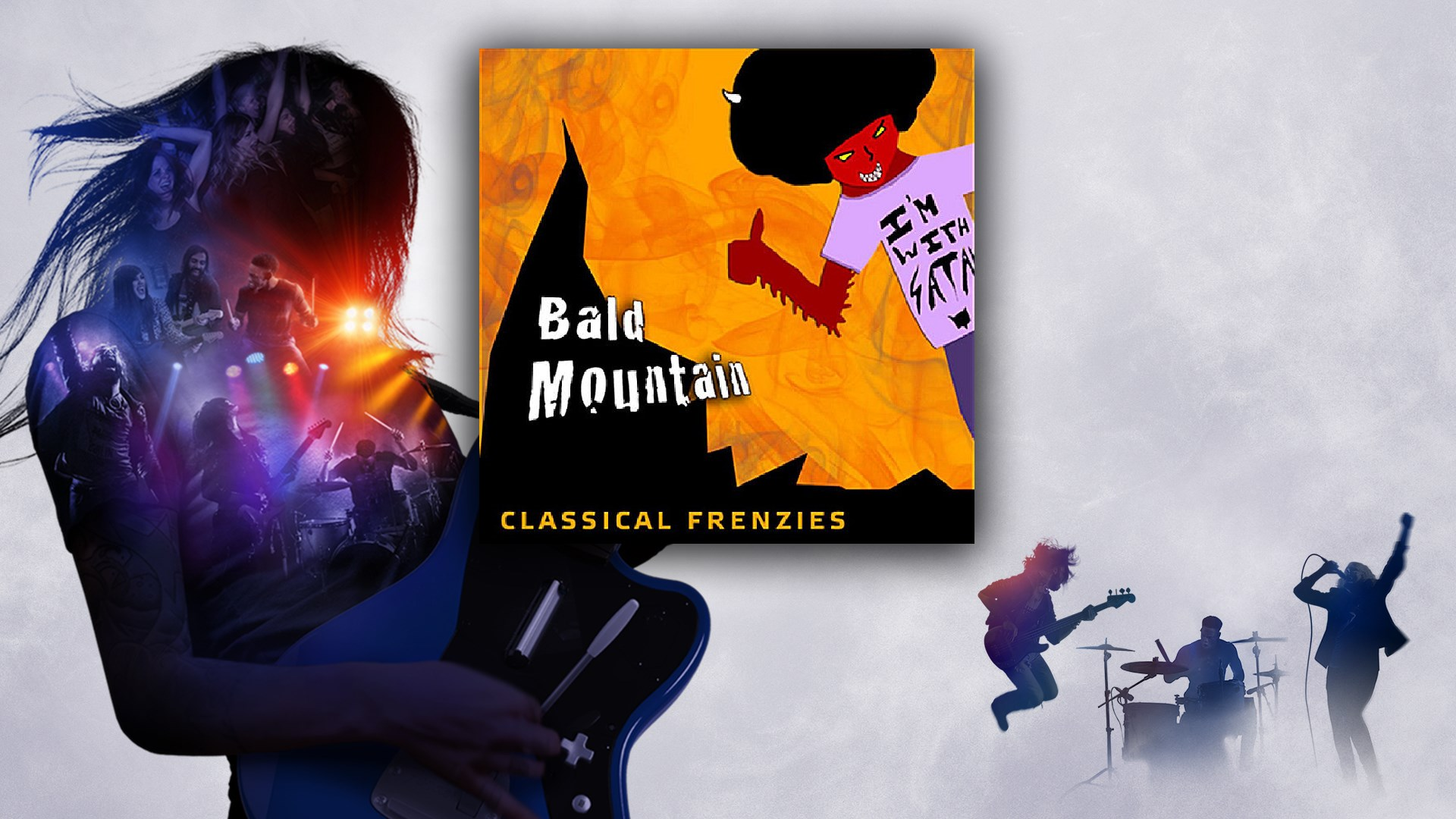 """""""Night on Bald Mountain (Mussorgsky)"""" - Paul Henry Smith & The Fauxharmonic Orchestra"""
