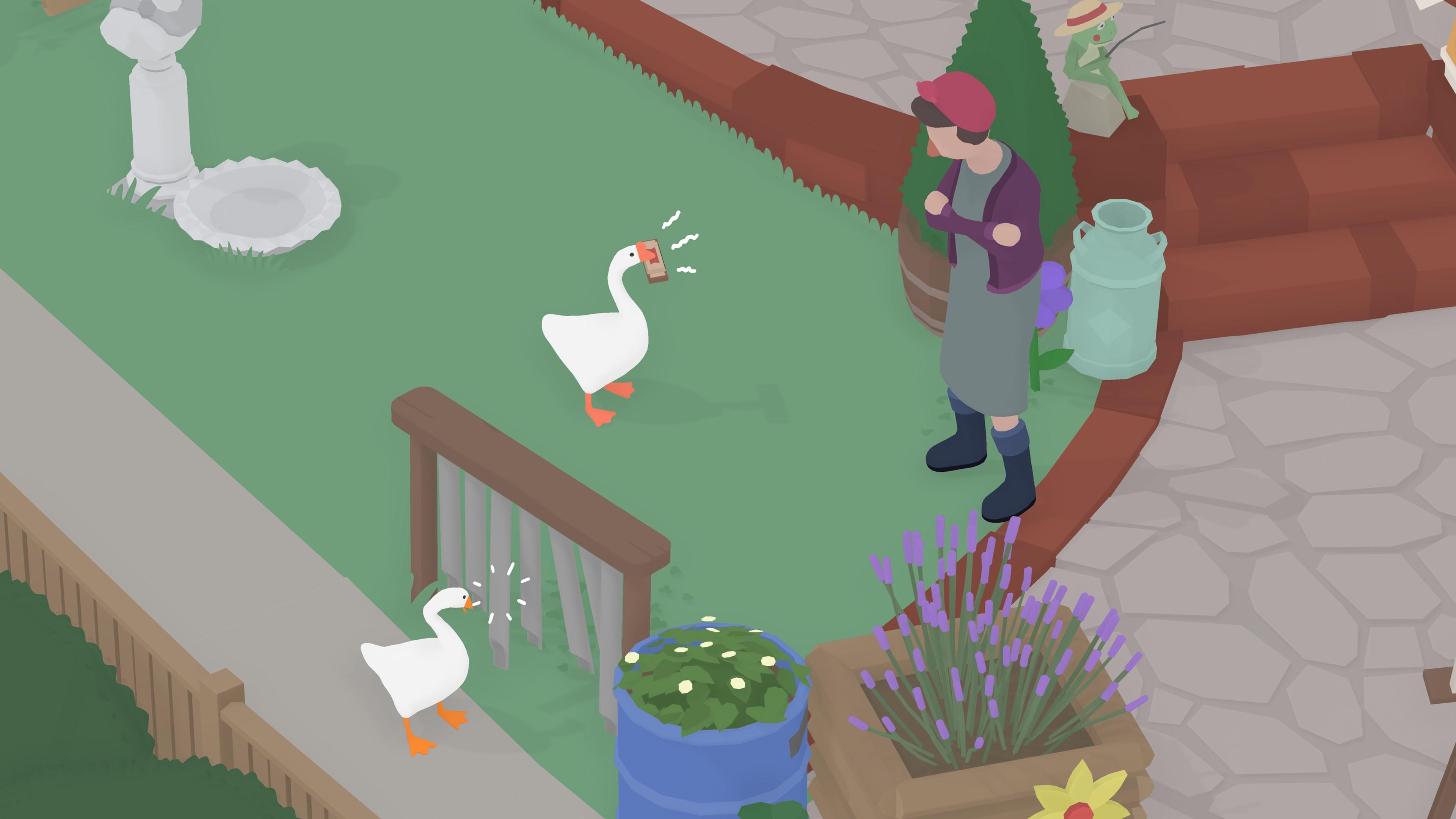 Скриншот №17 к Untitled Goose Game
