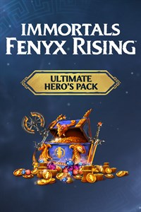 Immortals Fenyx Rising Ultimate Hero's Pack (6,500 Credits + Items)