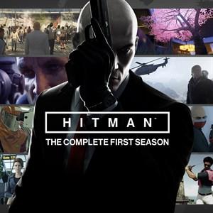 HITMAN™ — полный первый сезон Xbox One