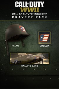 Call of Duty®: WWII - Call of Duty™ Endowment Bravery Pack