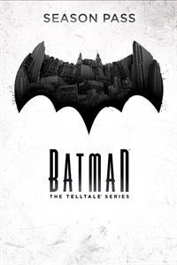 Carátula del juego Batman - The Telltale Series - Season Pass (Episodes 2-5)