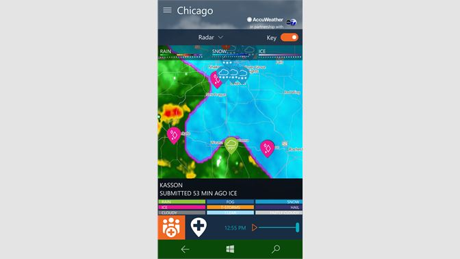 Get accuweather weather for life microsoft store screenshot accucast user submited conditon reports gumiabroncs Gallery