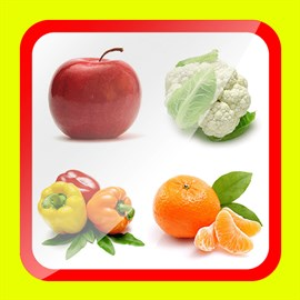 Get Learn Fruits Vegetables For Kids Free