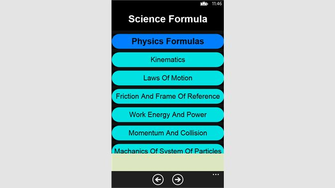 Get Easily Remember Science Formula List - Simple Ways - Microsoft Store