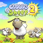 Clouds & Sheep 2 Logo
