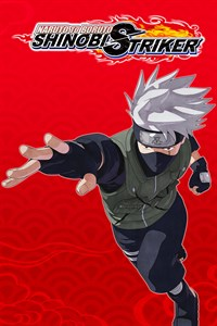 NTBSS: Master Character Training Pack - Kakashi Hatake (Double Sharingan)