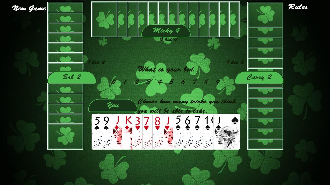 Lucky Spades