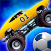 Monster Truck Soccer Football