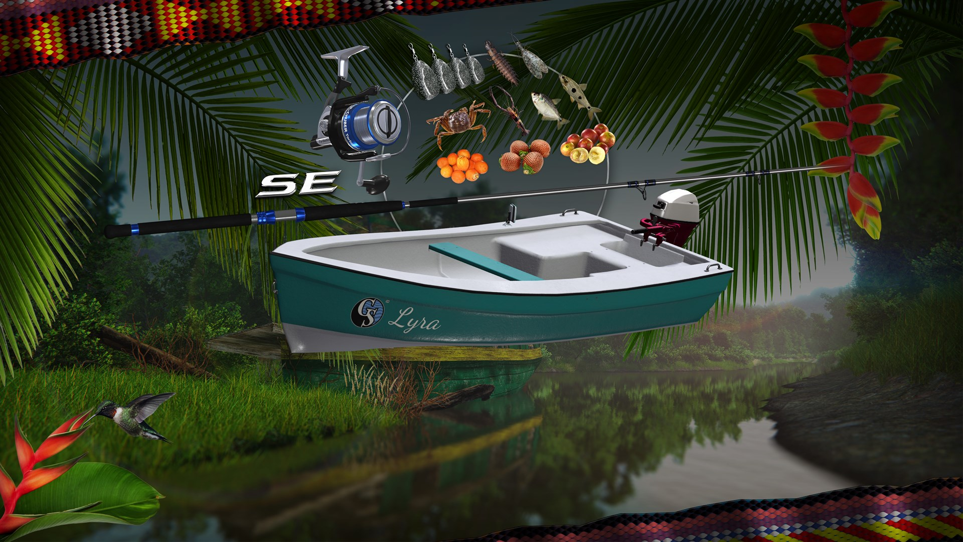 Fishing Planet: Tropic Hunter Pack