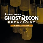 Tom Clancy's Ghost Recon Breakpoint - Gold Edition Logo