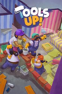 Carátula para el juego Tools Up! de Xbox 360