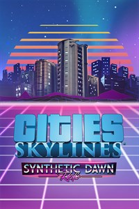 Cities:Skylines - Synthetic Dawn Radio