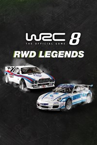 Carátula del juego WRC 8 - RWD Legends
