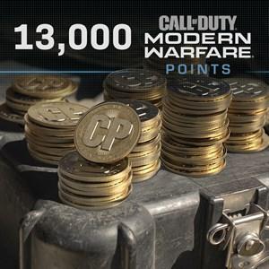 13,000 Call of Duty®: Modern Warfare® Points Xbox One
