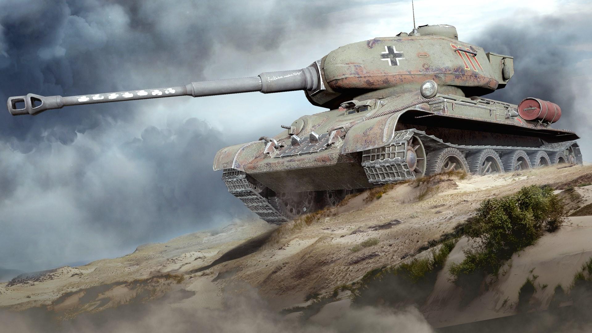 World of Tanks: T-34-88