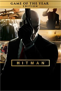 Carátula para el juego HITMAN - Game of the Year Edition de Xbox 360