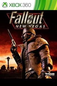 Carátula para el juego Fallout: New Vegas de Xbox 360