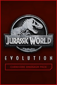 Jurassic World Evolution: Fleischfresser-Dinosaurierpaket