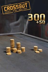 Carátula del juego Crossout - 300 (+50 Bonus) Coins
